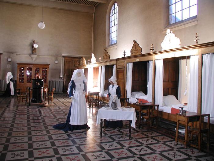 Journées du patrimoine 2020 - Visites guidées de l'Hôtel-Dieu