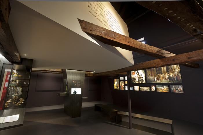 Journées du patrimoine 2019 - Visite libre de l'espace muséographique