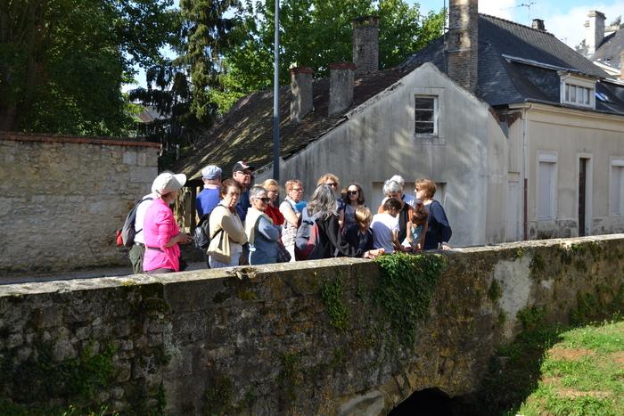 Journées du patrimoine 2019 - Visite guidée de la Ville de Mamers
