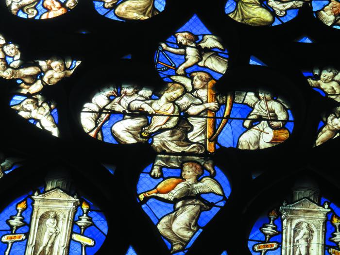 Journées du patrimoine 2019 - Les anges musiciens de la cathédrale Saint-Etienne