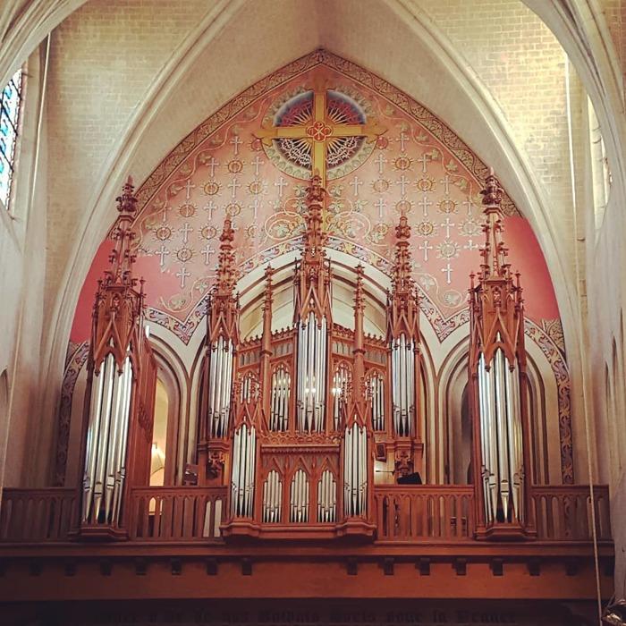Journées du patrimoine 2020 - Visite guidée des grandes orgues de l'église Saint-Nicolas
