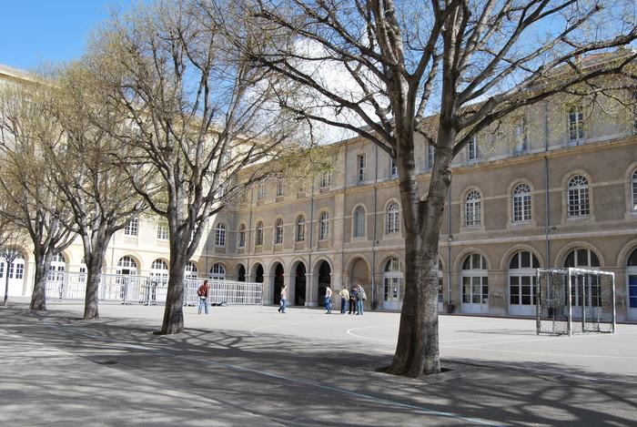 Journées du patrimoine 2019 - Visite du lycée Thiers