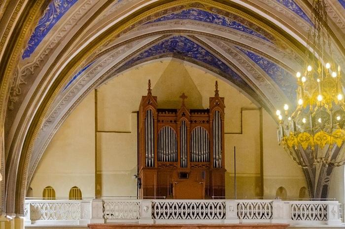 Journées du patrimoine 2019 - Découverte de l'orgue Puget et concert