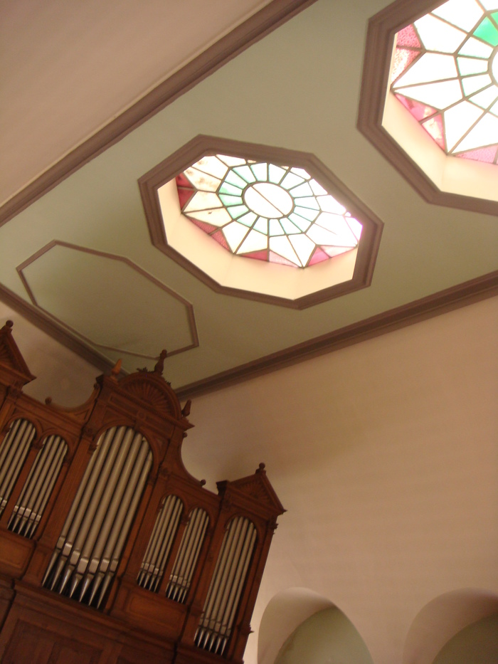 Journées du patrimoine 2020 - Concert d'orgue à l'église luthérienne de Metz