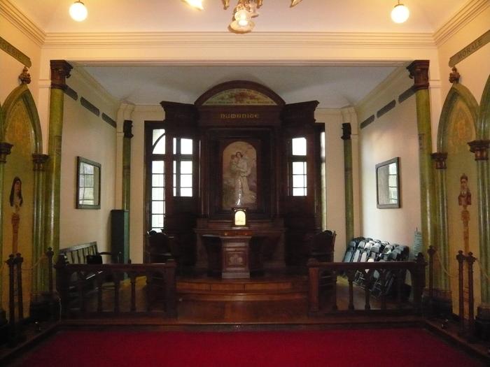 Journées du patrimoine 2020 - ANNULÉ - Visite libre de la Chapelle de l'Humanité