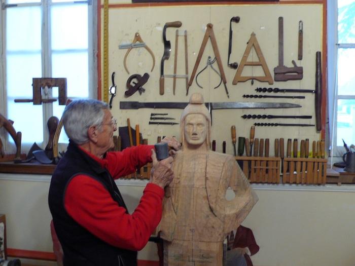 Journées du patrimoine 2020 - Exposition de sculptures