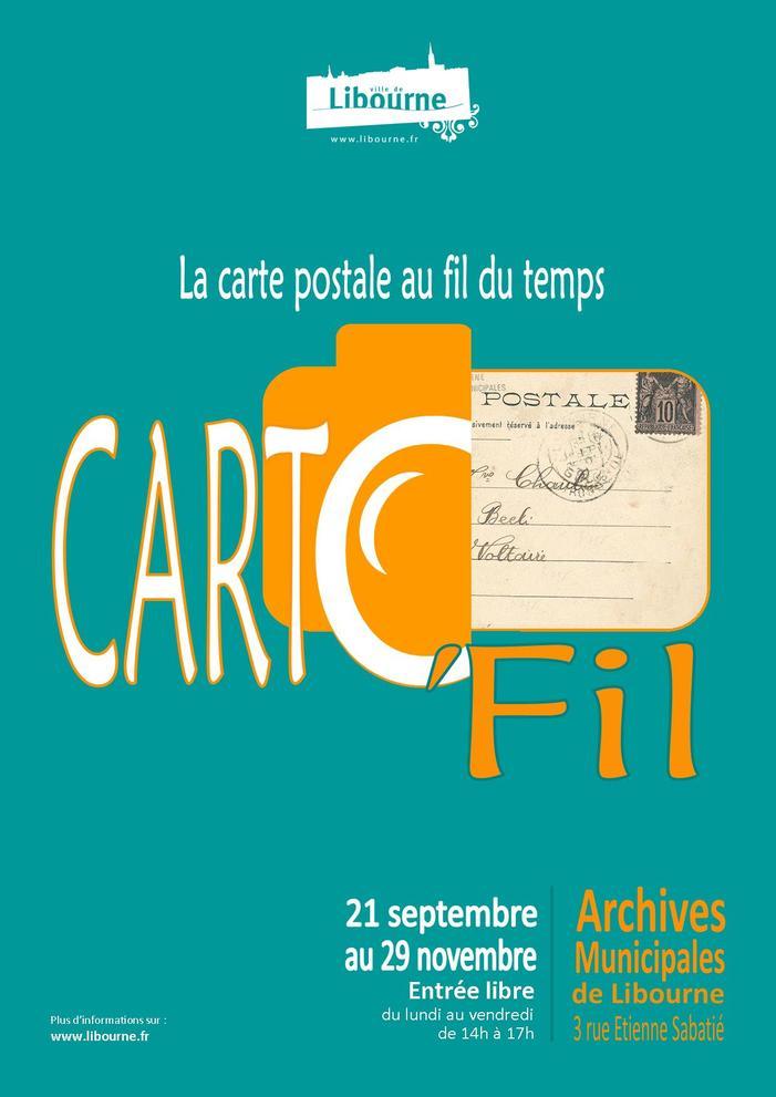 Journées du patrimoine 2019 - CARTO'Fil