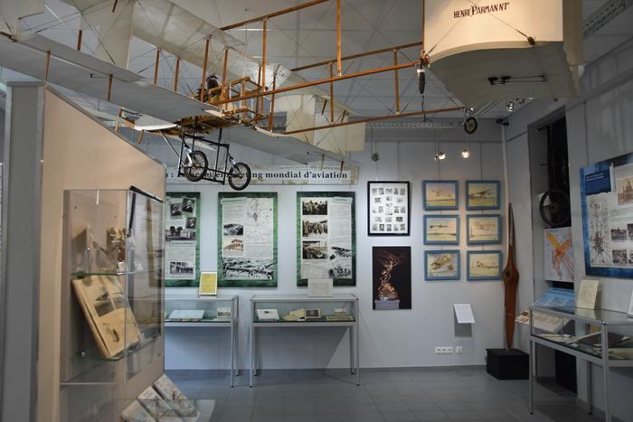 Journées du patrimoine 2019 - Visite libre du musée de l'aéronautique locale