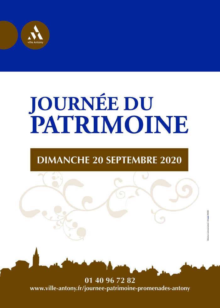 Journées du patrimoine 2020 - Visite guidée de l'église Saint-François-d'Assise