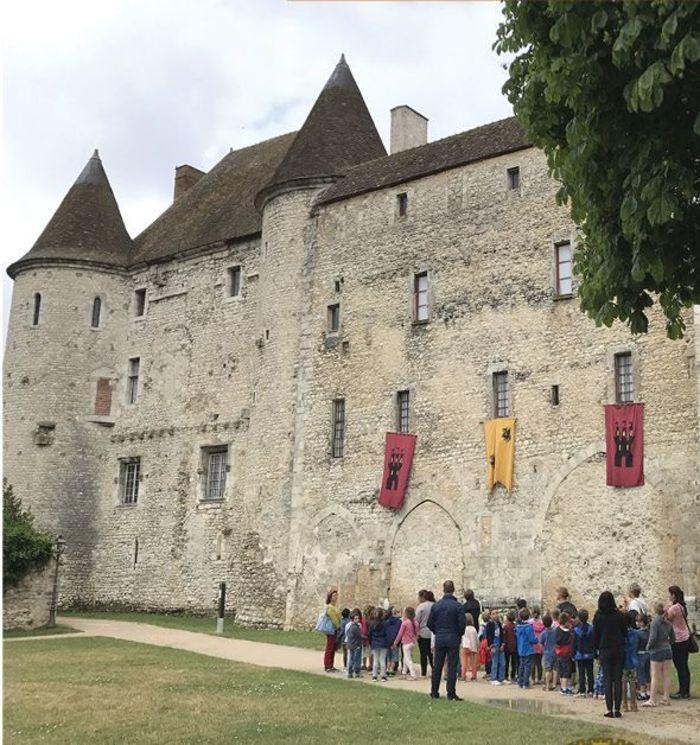 Journées du patrimoine 2019 - Visite commentée intérieur/extérieur sur le château