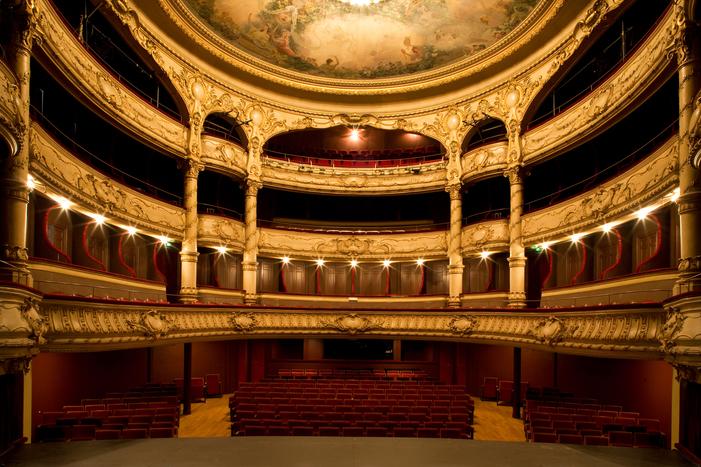Journées du patrimoine 2019 - Visite guidée du théâtre Gabrielle-Dorziat