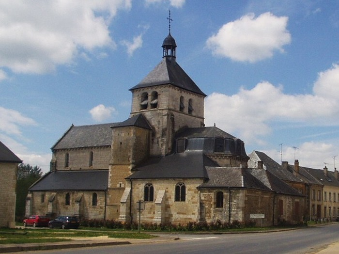 Journées du patrimoine 2019 - Découverte de l'église Saint Martin de Vendresse