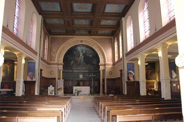 Journées du patrimoine 2019 - Visite guidée de l'église Sainte-Elisabeth-de-Hongrie