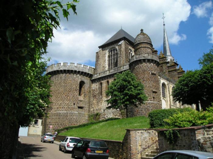 Journées du patrimoine 2019 - Visite de l'église Saint-Pierre de Toucy