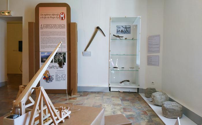 Journées du patrimoine 2020 - Visite guidée de l'exposition « Sur les traces du Moyen Âge »
