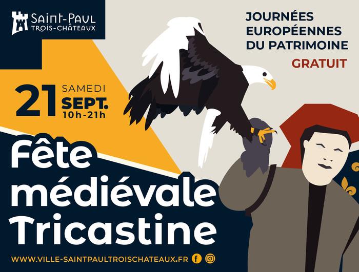 Journées du patrimoine 2019 - Fête médiévale