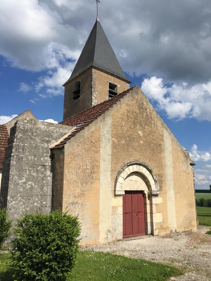Journées du patrimoine 2019 - Visite de l'église de Jouancy