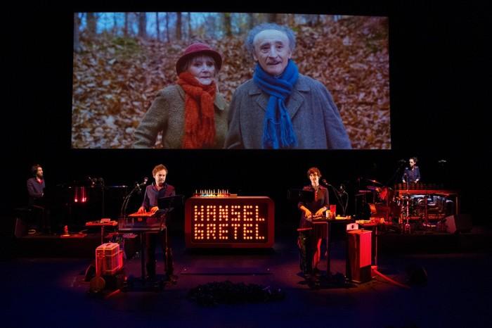Journées du patrimoine 2020 - Ciné Spectacle - Hansel et Gretel en caravane