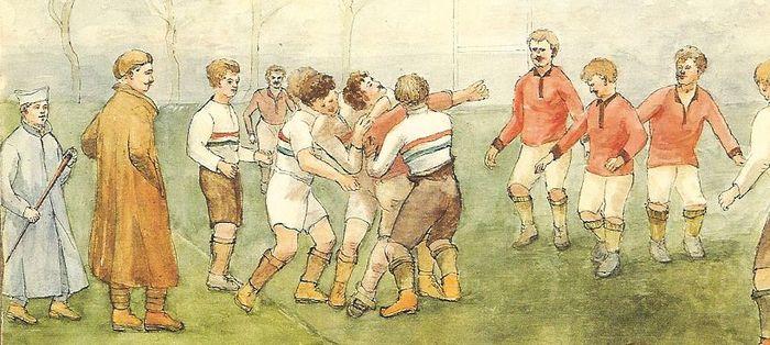 Journées du patrimoine 2019 - Le rugby à Nantes, la grande histoire du Snuc