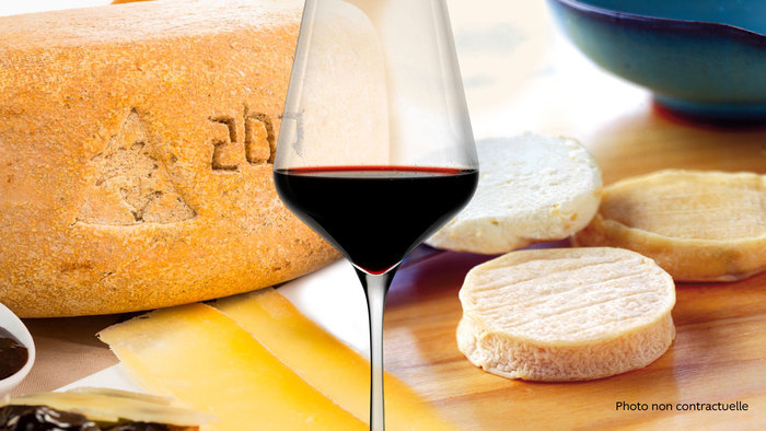Afterwork Vins du monde et fromages de Nouvelle-Aquitaine