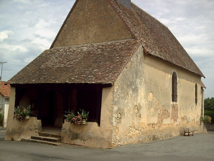 Journées du patrimoine 2019 - Découverte de l'église Saint-Gilles de Champaissant