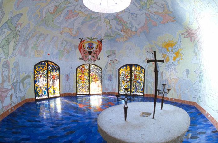 Journées du patrimoine 2019 - Visite guidée de la Chapelle Cocteau