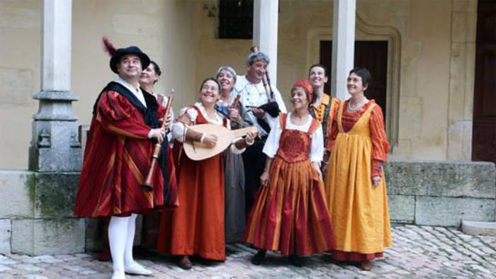 Journées du patrimoine 2020 - Journée Renaissance : cours d'initiation aux danses