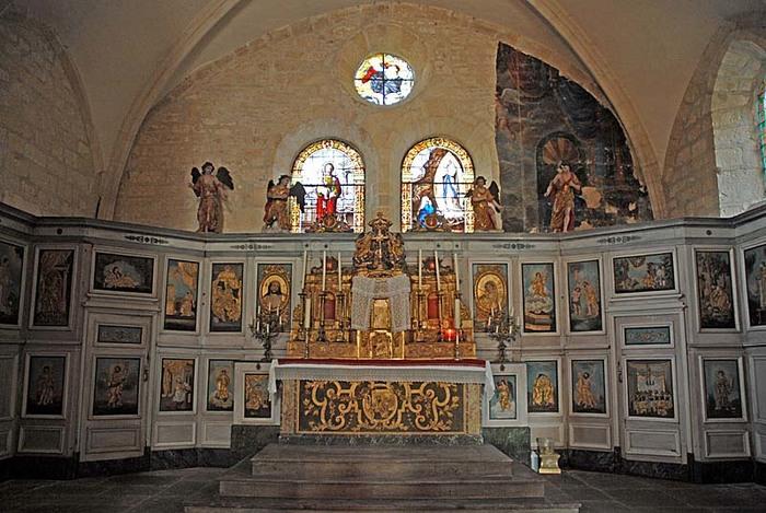 Journées du patrimoine 2020 - Visite de l'église de la Nativité de la Vierge