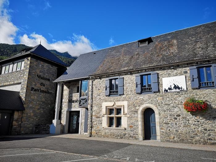 Journées du patrimoine 2019 - Initiation au Truc y Flou avec la Confrérie du Truc y Flou de la Vallée d'Aure