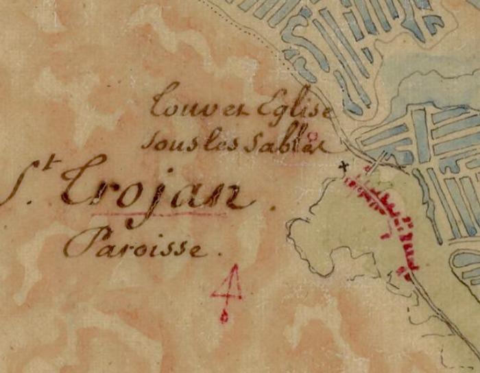 Journées du patrimoine 2020 - À la recherche du village disparu de Saint-Trojan