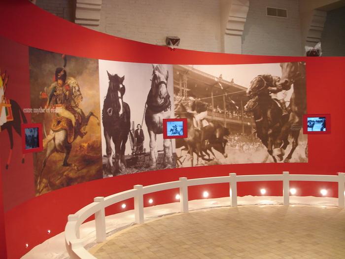 Journées du patrimoine 2019 - Visite libre du musée du Haras national du Pin