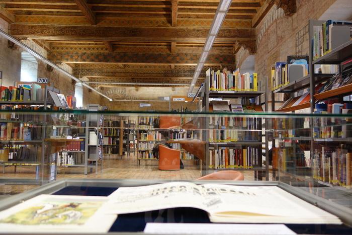 Journées du patrimoine 2020 - Atelier pour enfant « Les coulisses du livre »