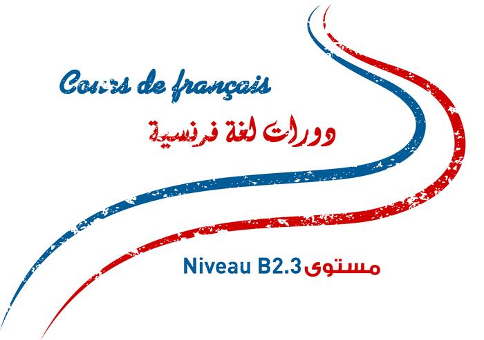 Cours de Français B2.3