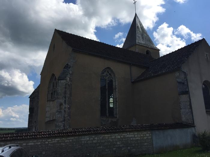 Journées du patrimoine 2019 - Visite de l'église de Jouancy et des extérieurs du château