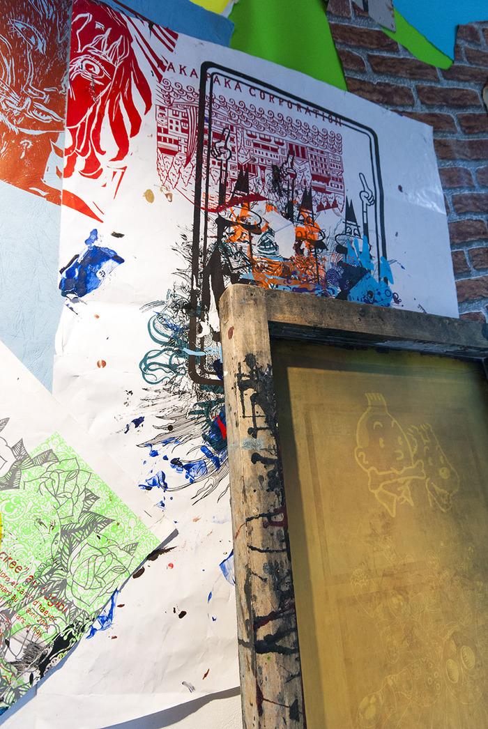 Hysterigraphie // NUIT DES ARTS mai 2020 aux Ateliers Jouret