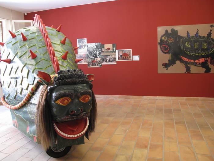 Journées du patrimoine 2019 - La galerie de la légendaire Tarasque