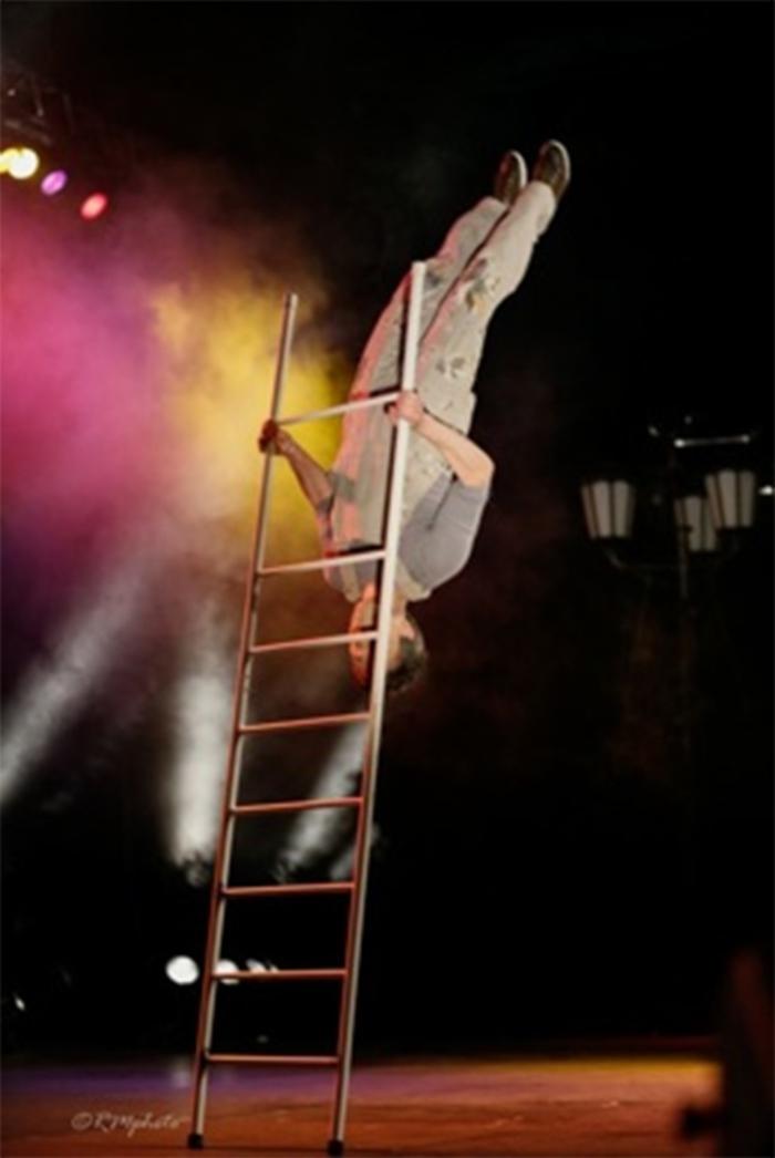 Journées du patrimoine 2019 - Spectacle de cirque : jonglage, échelle et autres fantaisies