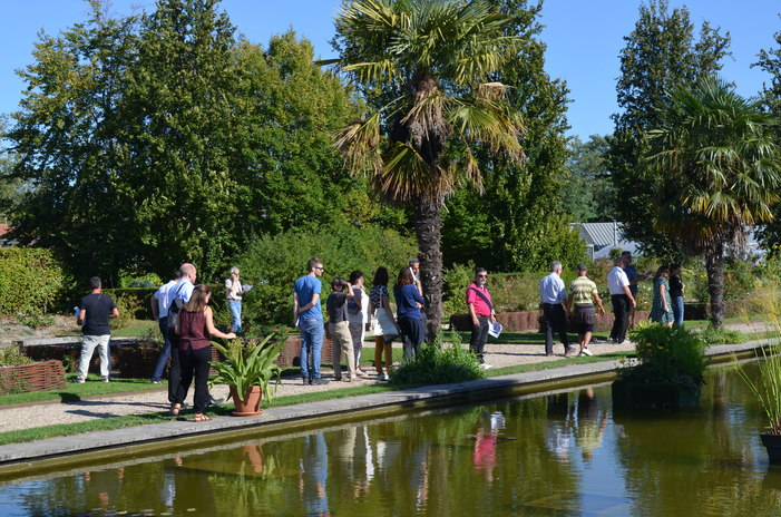 Journées du patrimoine 2019 - Visites guidées des jardins