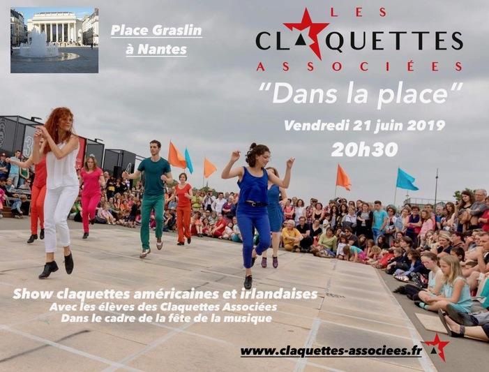Fête de la musique 2019 - Show Claquettes - Tap Dance - Irish Dance