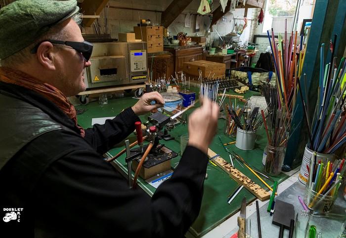 Journées du patrimoine 2020 - Atelier perles de verre
