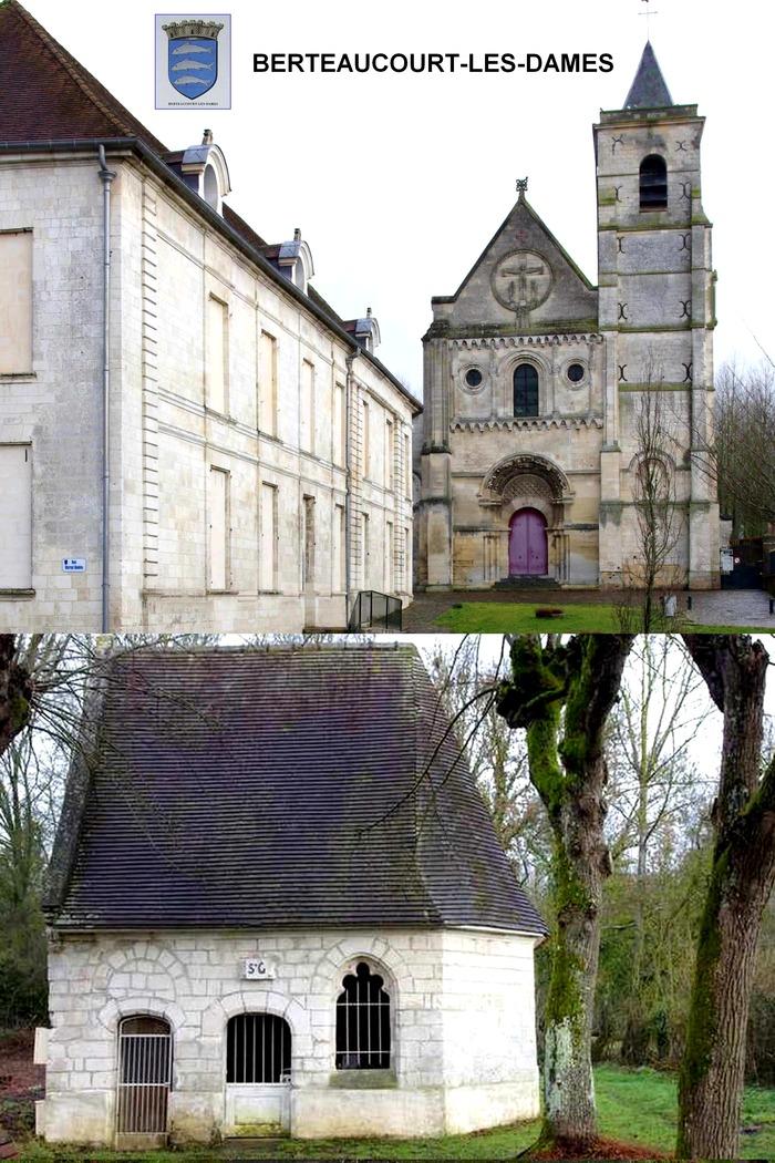 Journées du patrimoine 2020 - Visite guidée et libre de l'abbatiale, du logis et de la Chapelle Saint-Gautier