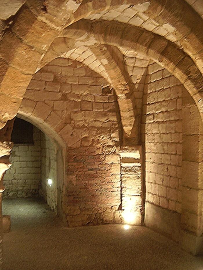 Journées du patrimoine 2019 - Marionnettes aux caves médiévales