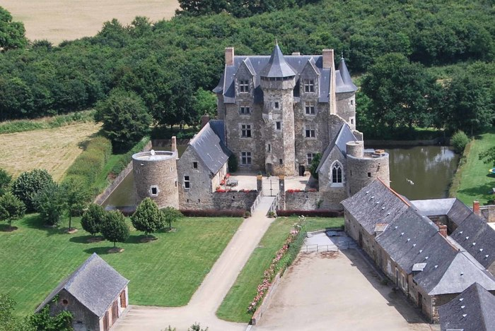 Journées du patrimoine 2020 - Découverte du château pré-renaissance de Vaux