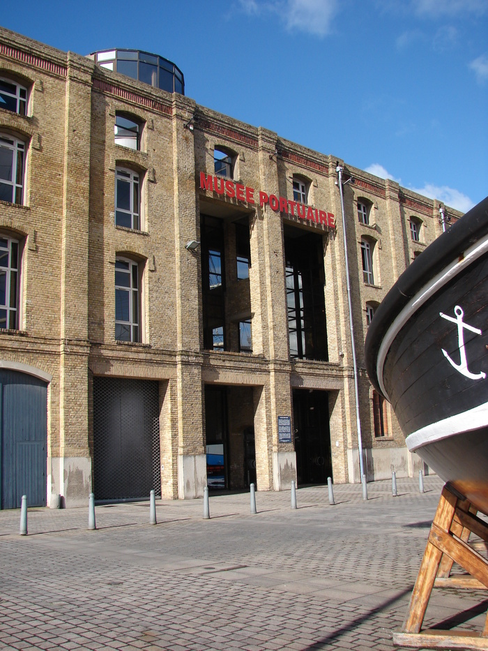 Journée au musée portuaire de Dunkerque