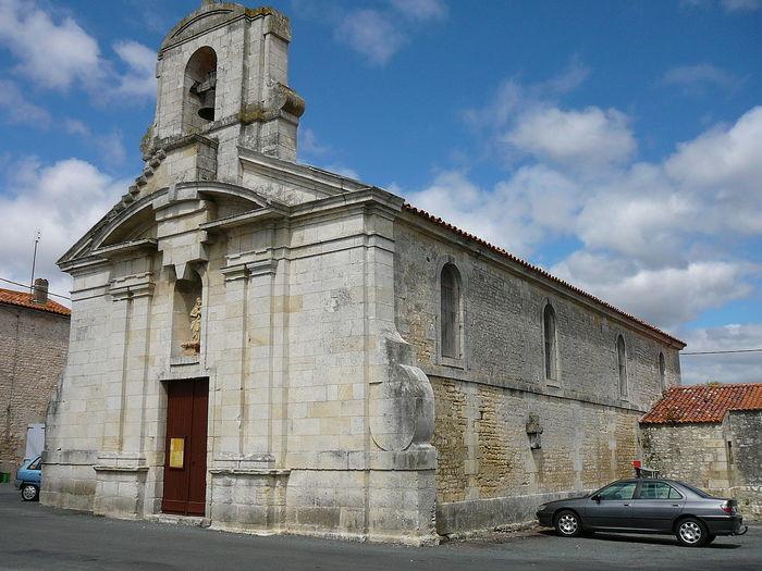 Journées du patrimoine 2020 - Découverte d'une église du XVIe siècle