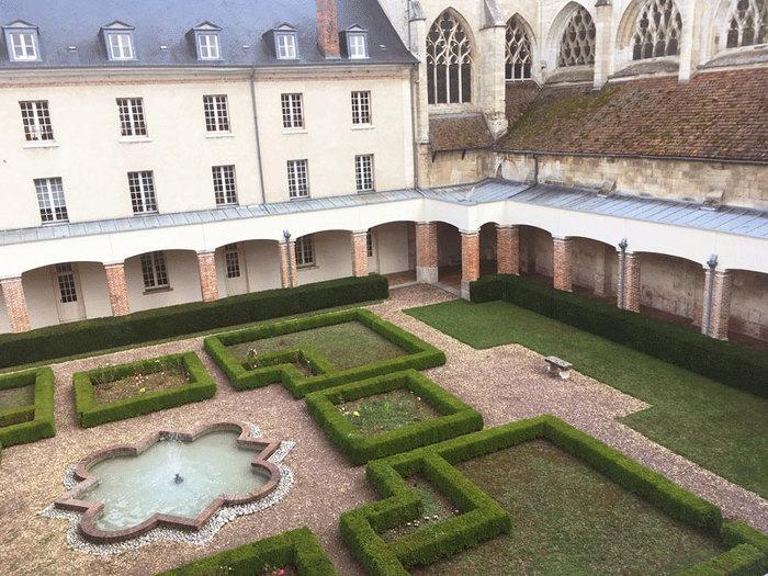 Journées du patrimoine 2019 - Visite guidée du Cloître Saint-Taurin