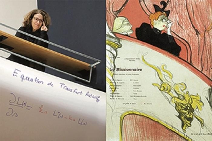 #ImindTheLiberty est une proposition entre le musée Lautrec et l'IMT Mines qui vise à mettre en regard de Toulouse-Lautrec avec les métiers scientifiques et techniques exercés par des femmes