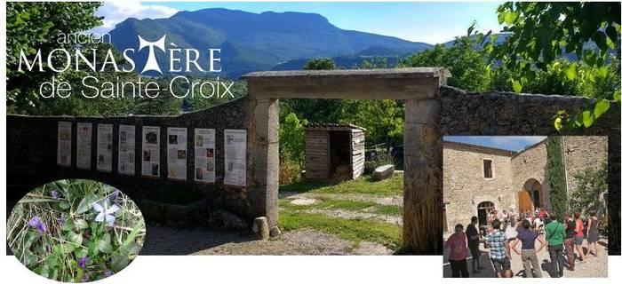 Journées du patrimoine 2020 - Parcours commenté de l'Ancien Monastère : son histoire, coulisses des lieux, botanique et culture,