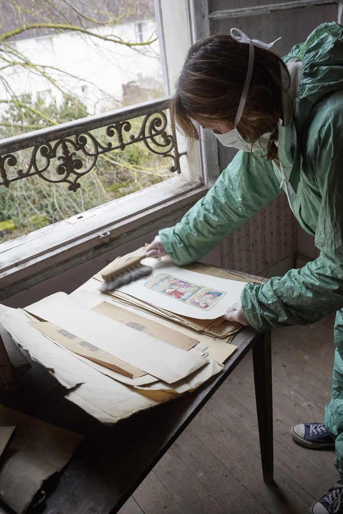 Journées du patrimoine 2020 - Les archives vivantes de l'atelier Lorin