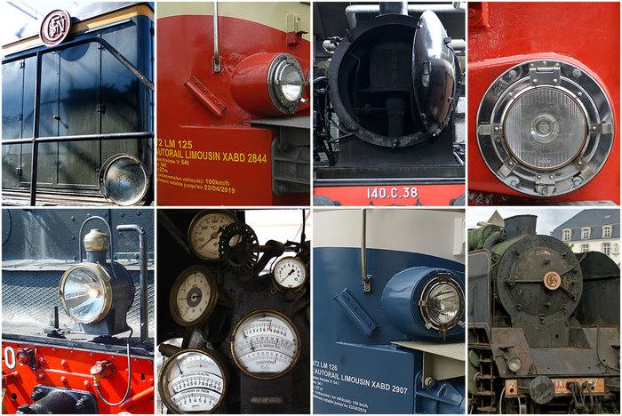 Journées du patrimoine 2019 - Découverte d'anciens matériels des chemins de fer SNCF